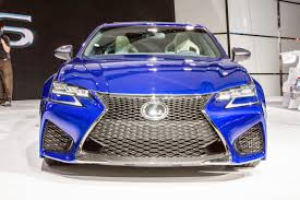 lexus isf v8 supercar first look 2016 lexus gs f