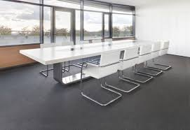 White Conference Table Modern Conference Table Set For A Modern House Designs Ruchi Designs