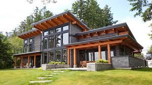 modern a frame house plans contemporary timber frame homelans modern house uk kits plans
