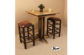 Pub Bar Table Amish And Adirondack Pub Sets Gathering Tables New York