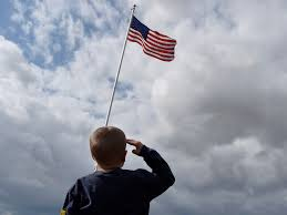 Why Are We Flying Flags At Half Mast Today Saluting The American Flag Proper Flag Etiquette Cvs Blog