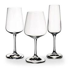 Types Of Wine Glasses And Their Uses About Glass Amazon Com Ovid Wine Glass Box Set Of 12 By Villeroy U0026 Boch