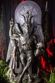 detroit u0027s satanic statue has a political point to make time com