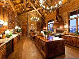 Cabin Kitchen Ideas Log Home Kitchens Log Cabin Kitchens Pinterest Bloomingcactus Me