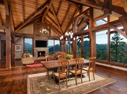 Timber Frame Home Interiors 64 Best Timber Frame Structures Images On Pinterest Architecture