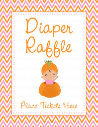 raffle baby shower raffle tickets for baby shower pumpkin baby shower