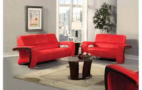 red sofa decor bathroom red leather couch decorating ideas youtube sectional