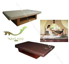 ayurvedic massage table for sale thai massage bed tm555 spa furniture manufacturer shop for sale in