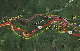Mt Hood Trail Map Articles Mountain High Snowsport Club Mt High Info