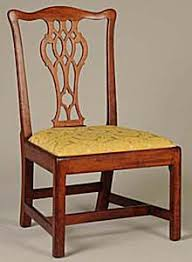 Chippendale Chair by Chippendale Antique Furniture Value Guide