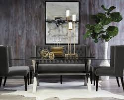 Axis Dining Table Axis Dining Table Banquettes Faux Cowhide Rug And Room