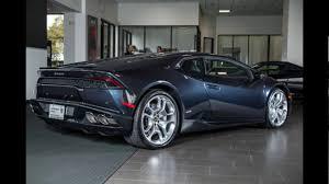 Lamborghini Huracan Coupe - lamborghini huracan coupe blu achelous youtube