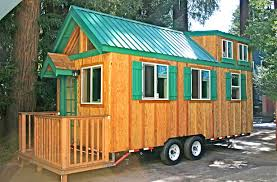 Tinyhouses by Used Tiny Houses For Sale On Wheels With Detail And Unique Design