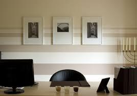streich ideen wohnzimmer beige streifen an der wand home improvement