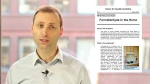 Formaldehyde In Laminate Flooring Formaldehyde In Flooring Youtube