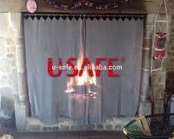 chainmail fireplace curtains curtain menzilperde net