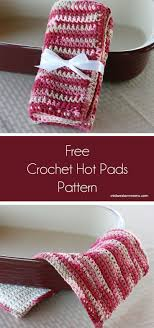 pattern crochet towel holder free crochet hot pads pattern crochet hot pads easy crochet