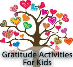 gratitude activities for kids clare josa author speaker