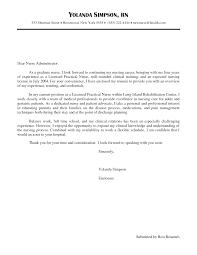lpn cover letter template letter idea 2018