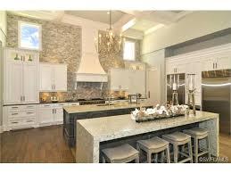 double sided kitchen island design tier islands designs