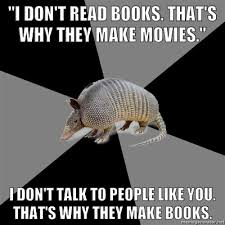 Armadillo Meme - english education meme english major armadillo tumblr