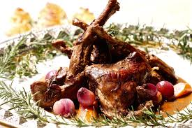 cuisine lapin braised in wine or civet de lapin