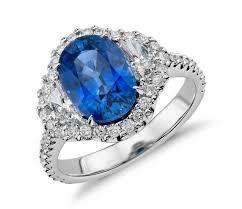 diamond stone rings images Popular trends in engagement rings king jewelers jpg