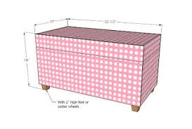 rudy easy toy box wood plans wood plans us uk ca