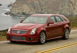 where is the cadillac cts made cts v wagon is and getting rarer