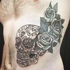 sugar skull tattoo designs candy skull meaning