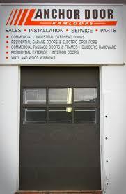 Overhead Door Hours Anchor Door Services Opening Hours 1520 Lorne St Kamloops Bc 10 X