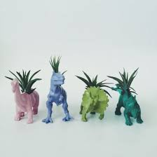 animal planter 22 whimsical planters inspired by exotic wildlife