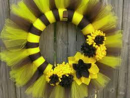 Halloween Tulle Wreath by Whimsy Handmade Summer Wreath Designs For A Fun Welcome To Your Home
