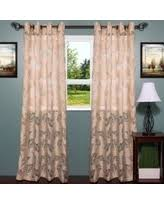 Leaf Pattern Curtains Christmas Savings On Patterned Sheer Curtains