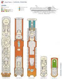 house plan par2 carnival cruise deck perky new paradise plans