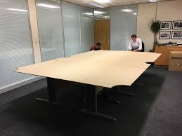 Pool Table Boardroom Table When A Boss Asked His Employees For A Favor He Didn U0027t Expect This