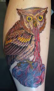 cool cartoon tattoos 45 attractive animated owl tattoos designs u2013 best cartoon owl