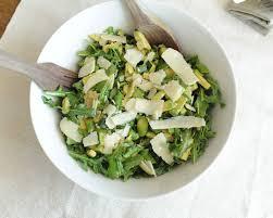 phoebe kemble u0027s famous u201ccrack u201d salad asparagus avocado zucchini