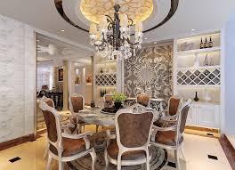 Dining Room Design 16 Fascinating Luxury Dining Room Designs
