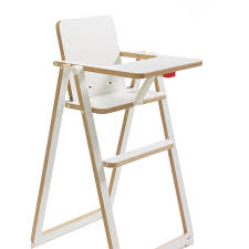 chaise pour bébé supaflat chaise haute pour bébé blanche mon premier doudou