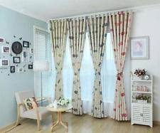 Floral Lined Curtains Less Than 40
