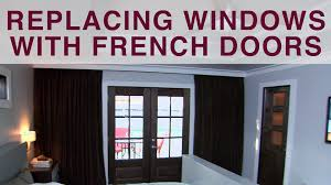 French Door Photos - installing french doors video diy