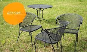 Mesh Patio Table Enchanting Iron Mesh Patio Furniture Ideas Ideas Fantastic Antique
