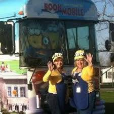 bookmobile paulding county carnegie library