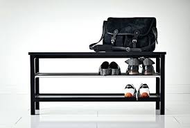Tjusig Bench With Shoe Storage Ikea Coat Closet Ikea Coat Storage Hack Ikea Coat Hooks Storage