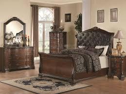 Sleigh Bedroom Furniture Maddison World Sleigh 6 Pc Bedroom 202261q Seaboard