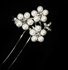 pearl hair accessories pearl bridal hair pin pearl hair pin wedding hair accessories