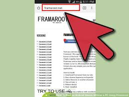 framaroot for android how to root an android device without a pc using framaroot