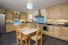 farmhouse kitchen table for country house theme amazing home decor