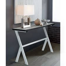 Shabby Chic Writing Desk by Shabby Chic Writing Desk Computer Table Vintage Entry Console Grey